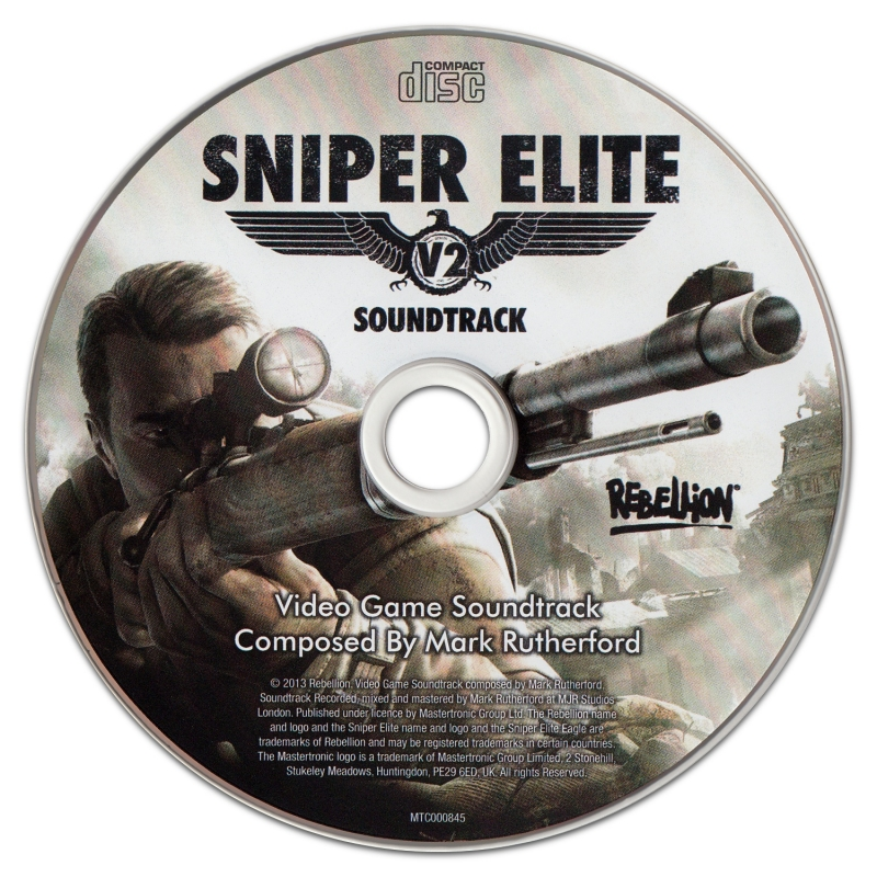 Sniper Elite 3 - Soundtrack 2