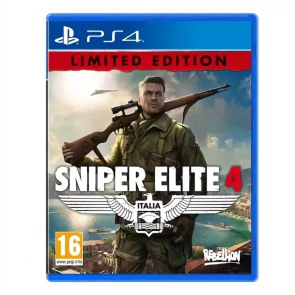 Sniper Elite OST - Suspens 2