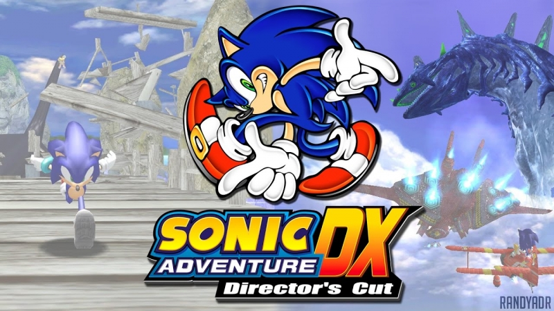 Sonic Adventure 2 Cuts Unleashed - It Doesn't Matter