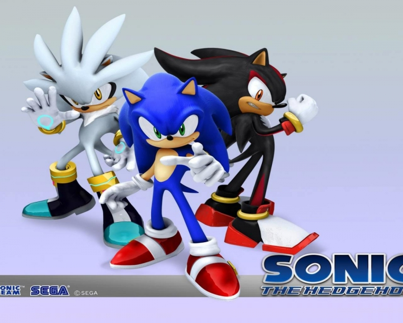 Sonic The Hedgehog 2006 - Radical Train ~The Abadoned Mine~