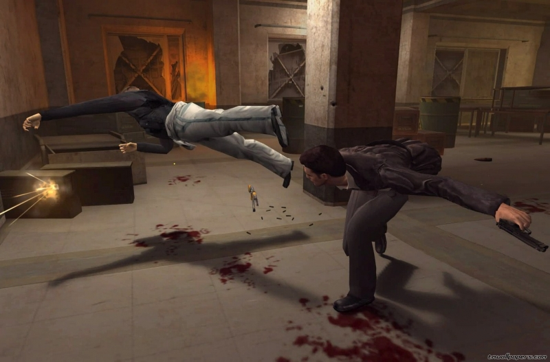 Soundtrack Max Payne 2 - Max Hurt - Danger And Conseque