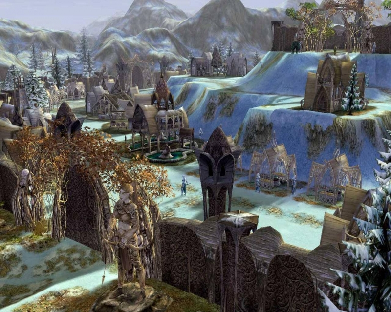 SpellForce Breath of Winter - Tirganach