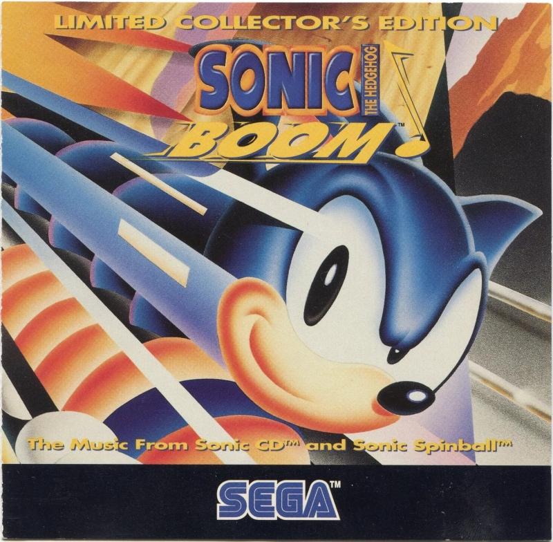 Spencer Nilsen, David Young - Sonic The Hedgehog CD - Sonic Boom - Closing Theme