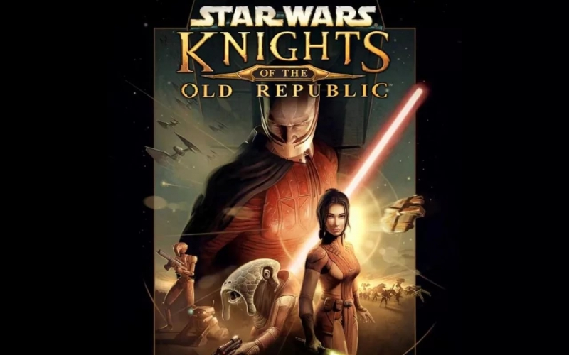 Star Wars ~ Knights Of The Old Republic - Ahto Sith Battle