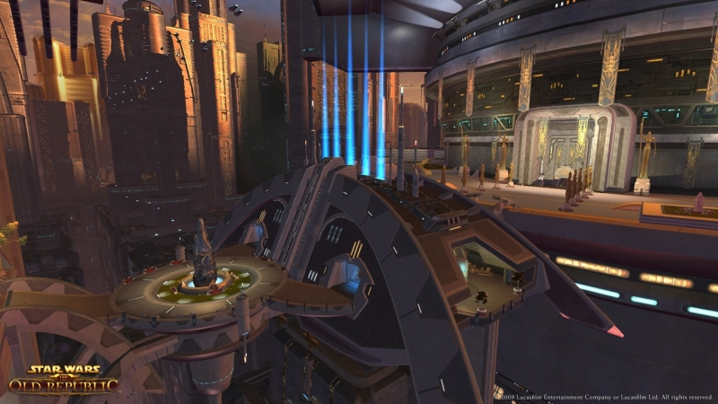 Star Wars The Old Republic - Coruscant