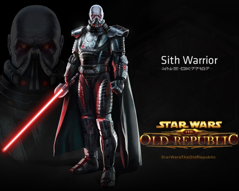 Star Wars The Old Republic - Sith Classes Theme