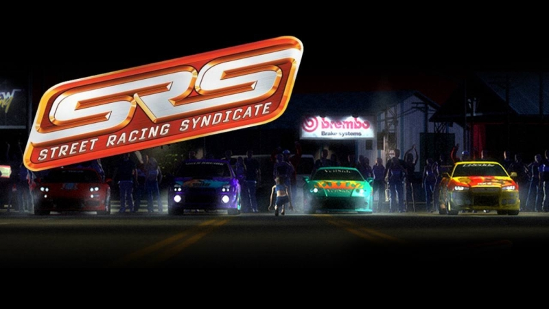 Street Racing Syndicate OST - Intro Music