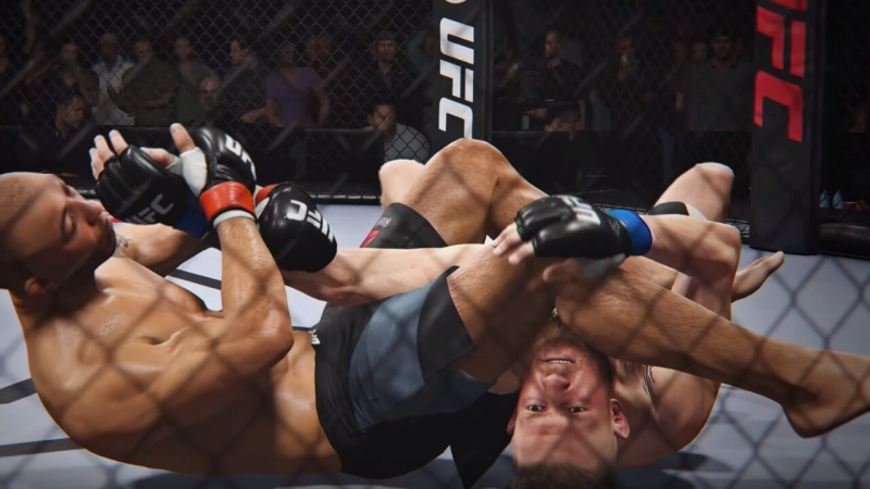 Sun Drug - Wildman EA Sports UFC 2