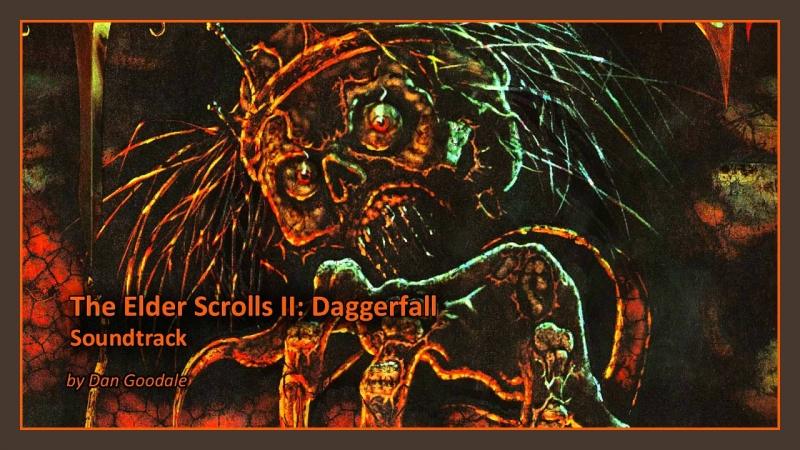 The Elder Scrolls II Daggerfall - Main Theme