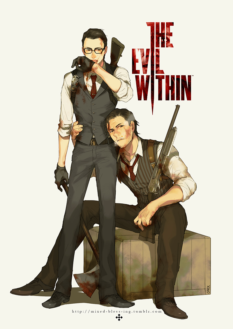 the evil within - Seb