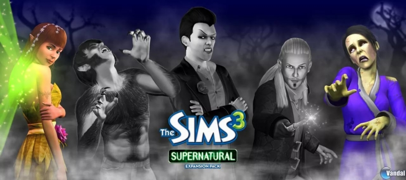 The Sims 3 Supernatural - Steve Jablonsky-Consuming Time