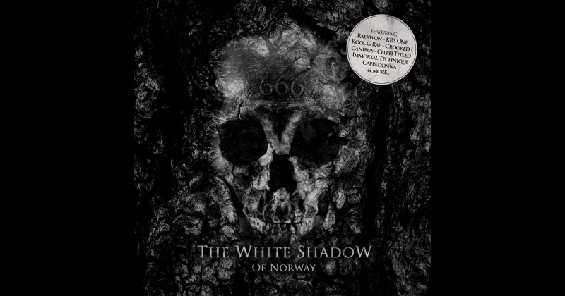 The White Shadow - Gorilla Warfare feat. Celph Titled, King Magnetic, GQ Nothin\' Pretty & Vorheez