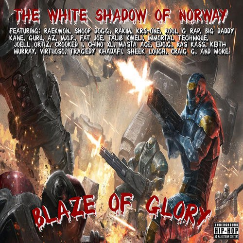 The White Shadow of Norway - Warrior Society ft. Ghetto MC, Jukstapose & Traum Diggs 2010