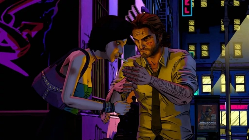 The Wolf Among Us - A Reminder