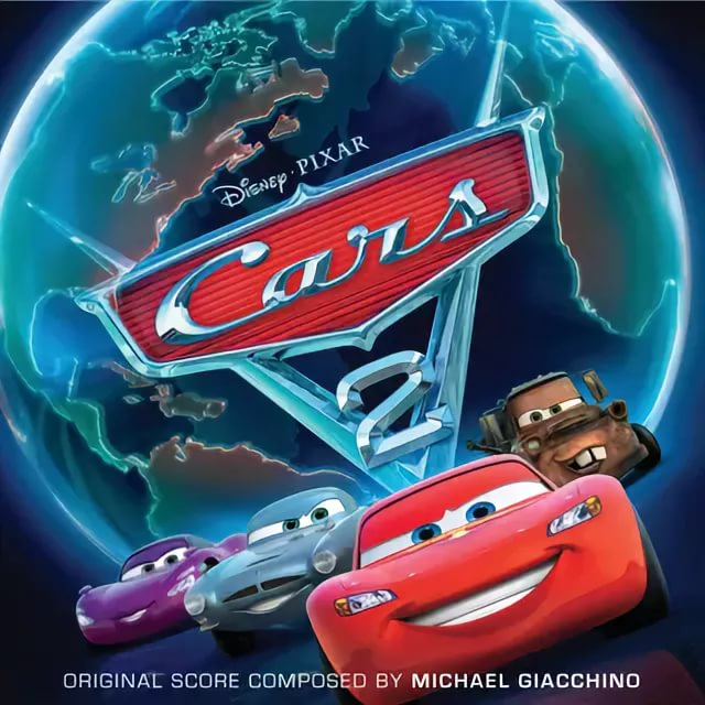 Michael Giacchino - The World Gran Prix OST Тачки 2
