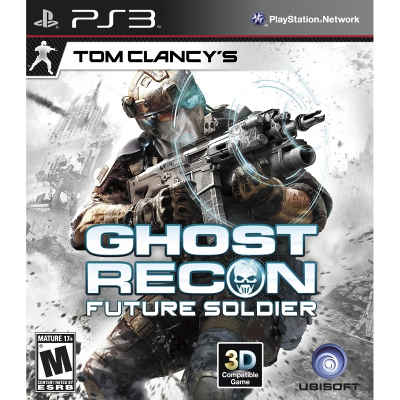 Tom Salta - Ghost Recon Future Soldier