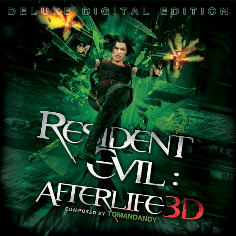 Tomandandy - Rooftop OST Resident Evil 4 Afterlife