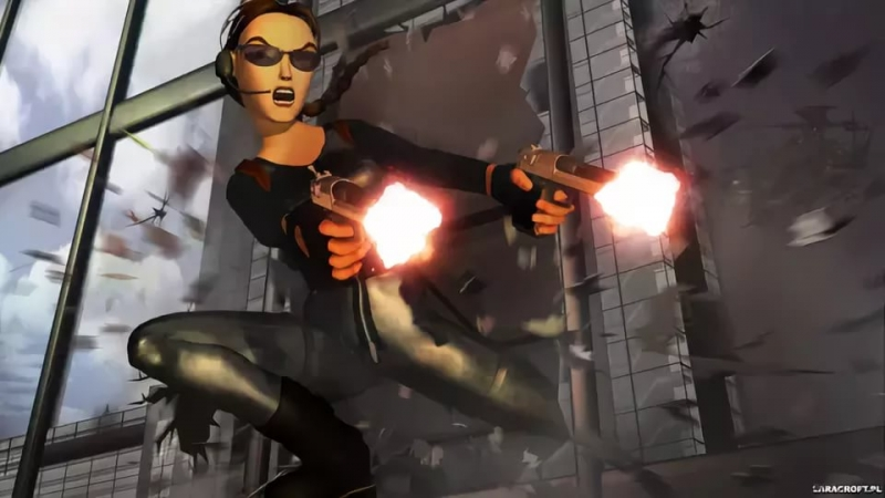 Tomb Raider V Chronicles - 1