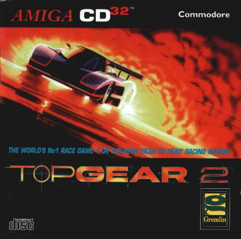 Top gear 2 - Track 02