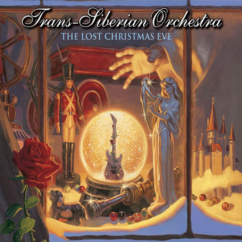Trans-Siberian Orchestra - Whoville Medley Perfect Chrisas Night Grinch  OST How The Grinch Stole Chrisas