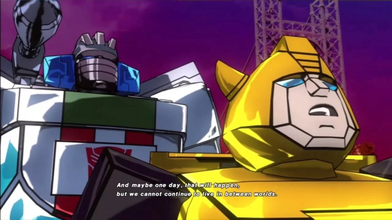 Transformers The Game - Tran. 2 Boss Autobots