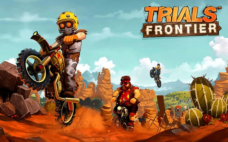 Trials Frontier - Main Theme