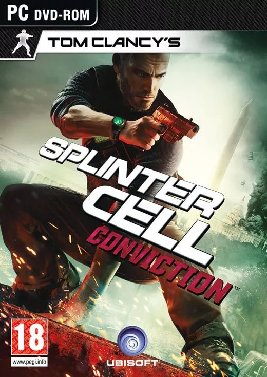 Ubisoft Entertainment - Splinter Cell Conviction