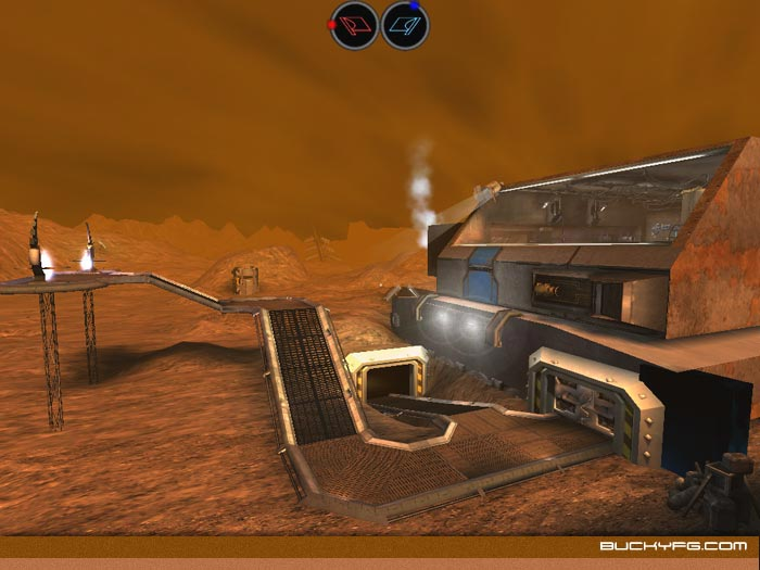 Unreal Tournament 2003 - Level 02
