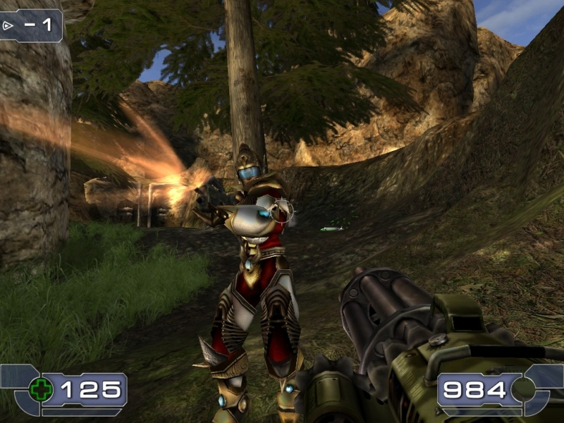 Unreal Tournament 2003 - Level 06