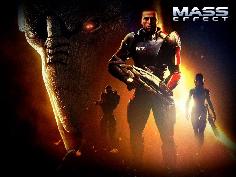 "Vasaria Project - An End, Once and for All From ""Mass Effect 3"""