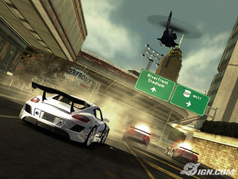 VRODE TO 4e nfs nado - OST NFS Underground 1 - Get Low