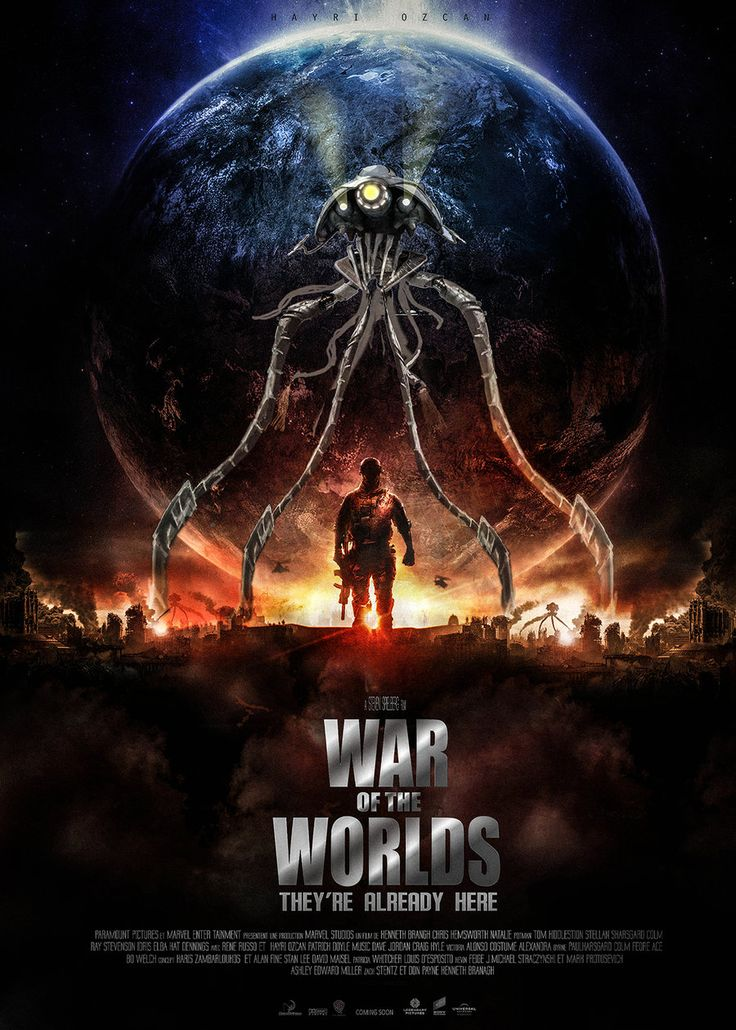 Mink Freud - War of the Worlds