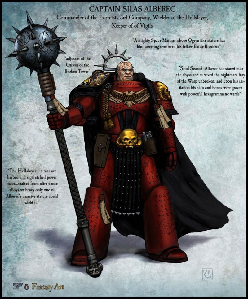 Warhammer 40k - To Battle Brothers
