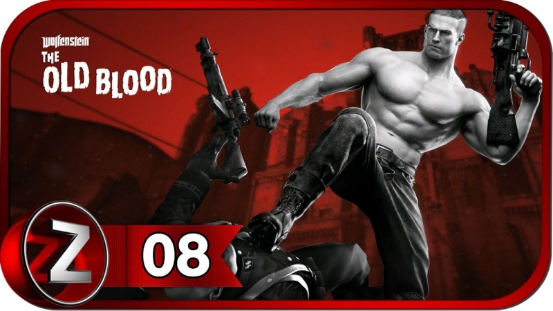 Michael John Gordon - Wolfenstein Old Blood End 2