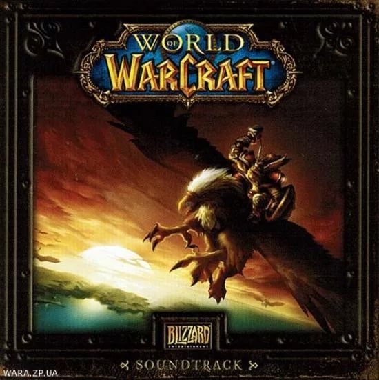 World of Warcraft - original - Exclusive Track The Shaping of the World