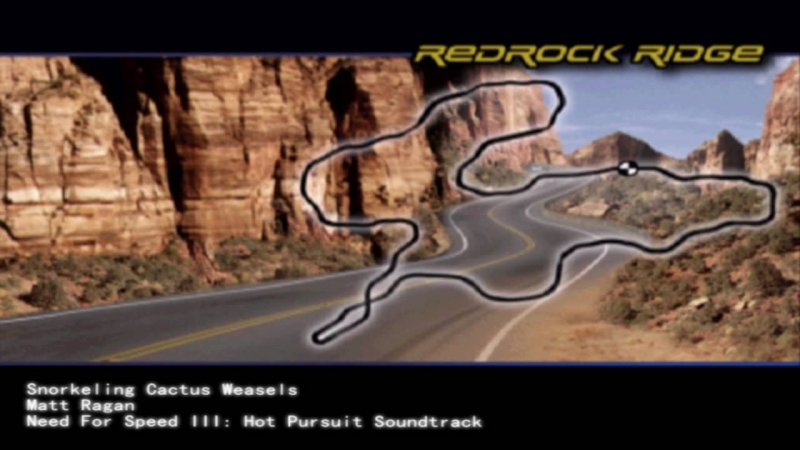 Need For Speed 3 - Hot Pursuit__Matt Ragan - Snorkeling Cactus Weasels