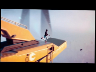 Mirror's Edge Catalyst. Трейлер.