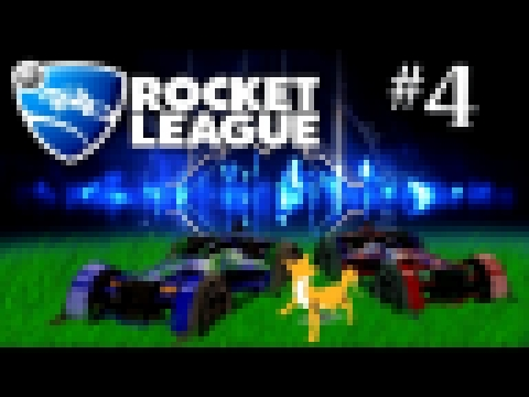Let's play Rocket League #4 | Please let me win this time!