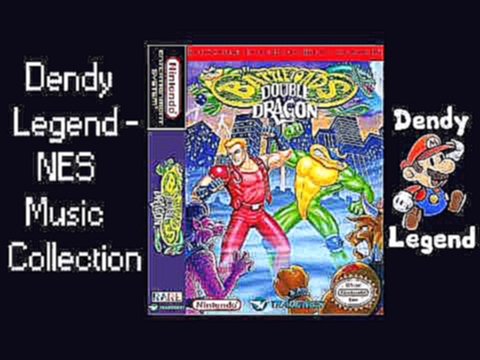 Battletoads and Double Dragon NES Music Soundtrack - Unknown Theme B [HQ] High Quality Music
