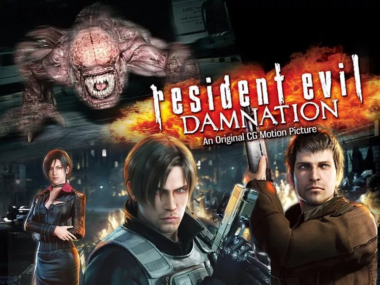 Anna Tsuchiya - Carry On OST Resident Evil - Damnation