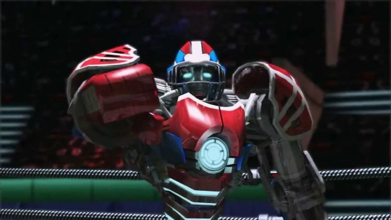 Boxing - Real Steel World Robot [Official Trailer]