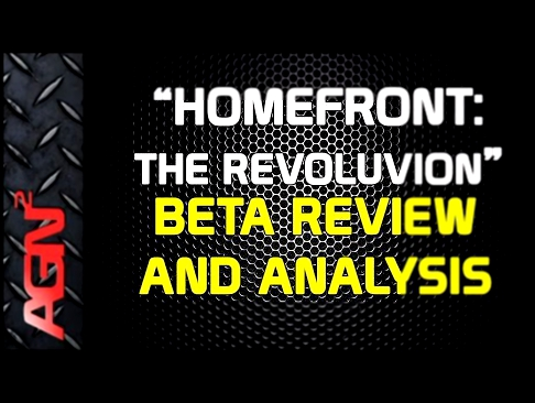 Homefront: The Revolution Beta Review & Analysis