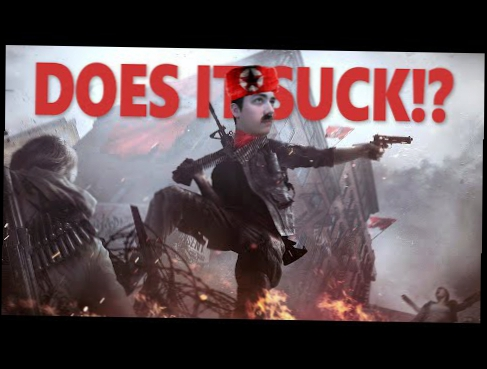 Homefront: The Revolution Beta, Does It Suck!? Homefront: The Revolution Gameplay