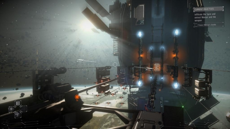 Killzone Shadow Fall - Spire 115