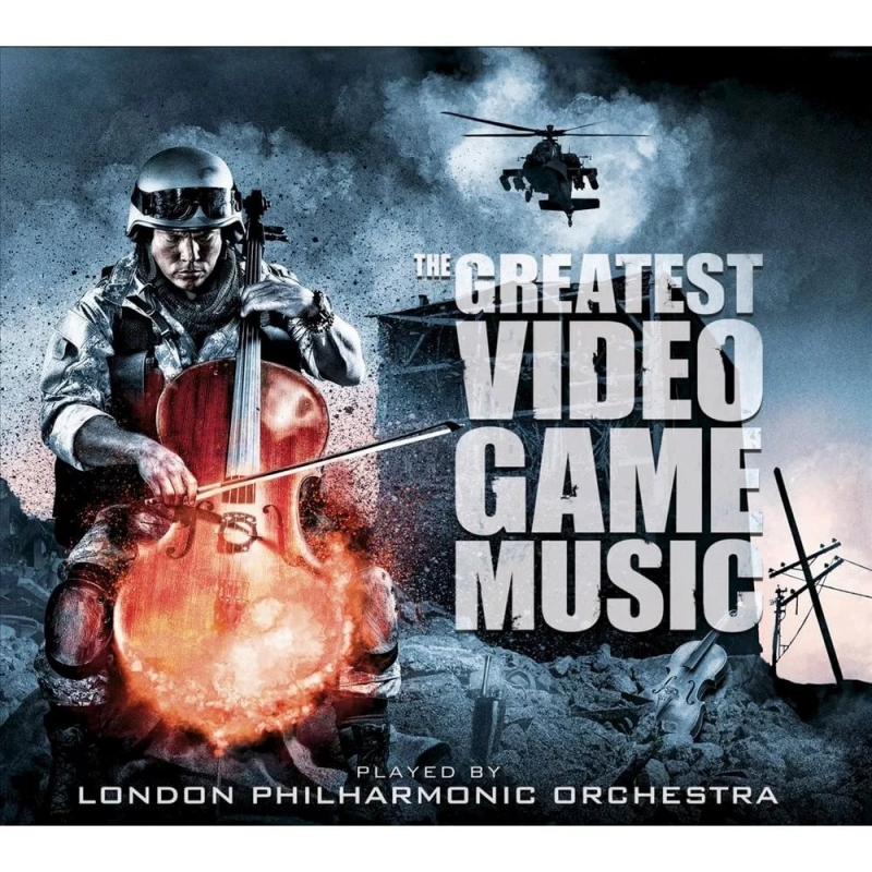 London Philharmonic Orchestra and Andrew Skeet - Metal Gear Solid Sons of Liberty Theme