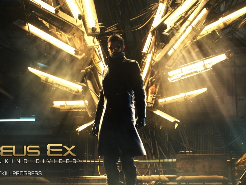 Michael McCann - Adam's Safehouse Deus Ex Mankind Divided OST
