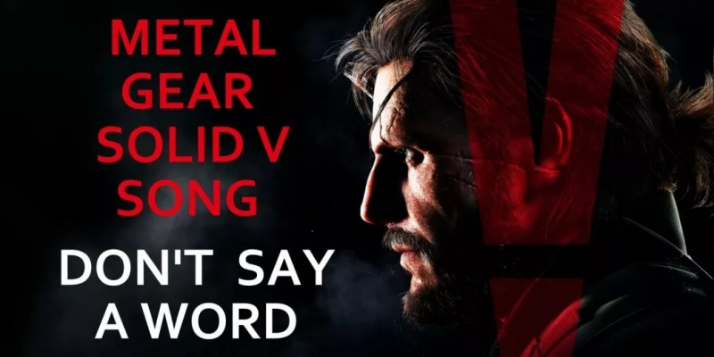 Miracle of Sound - Don't Say A Word Metal Gear Solid V Song