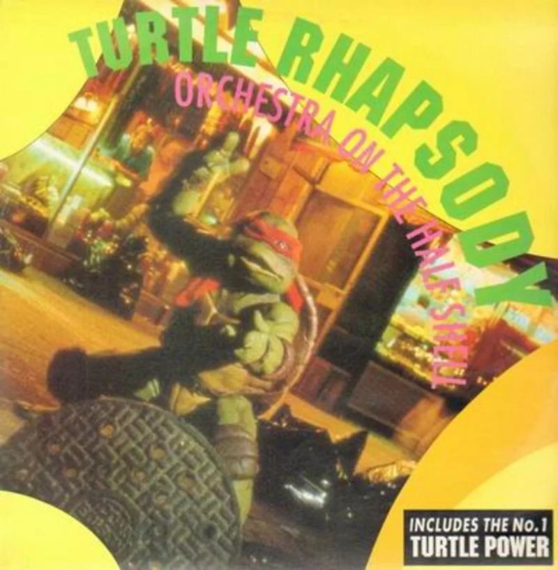 Orchestra On The Half Shell - Turtle Rhapsody