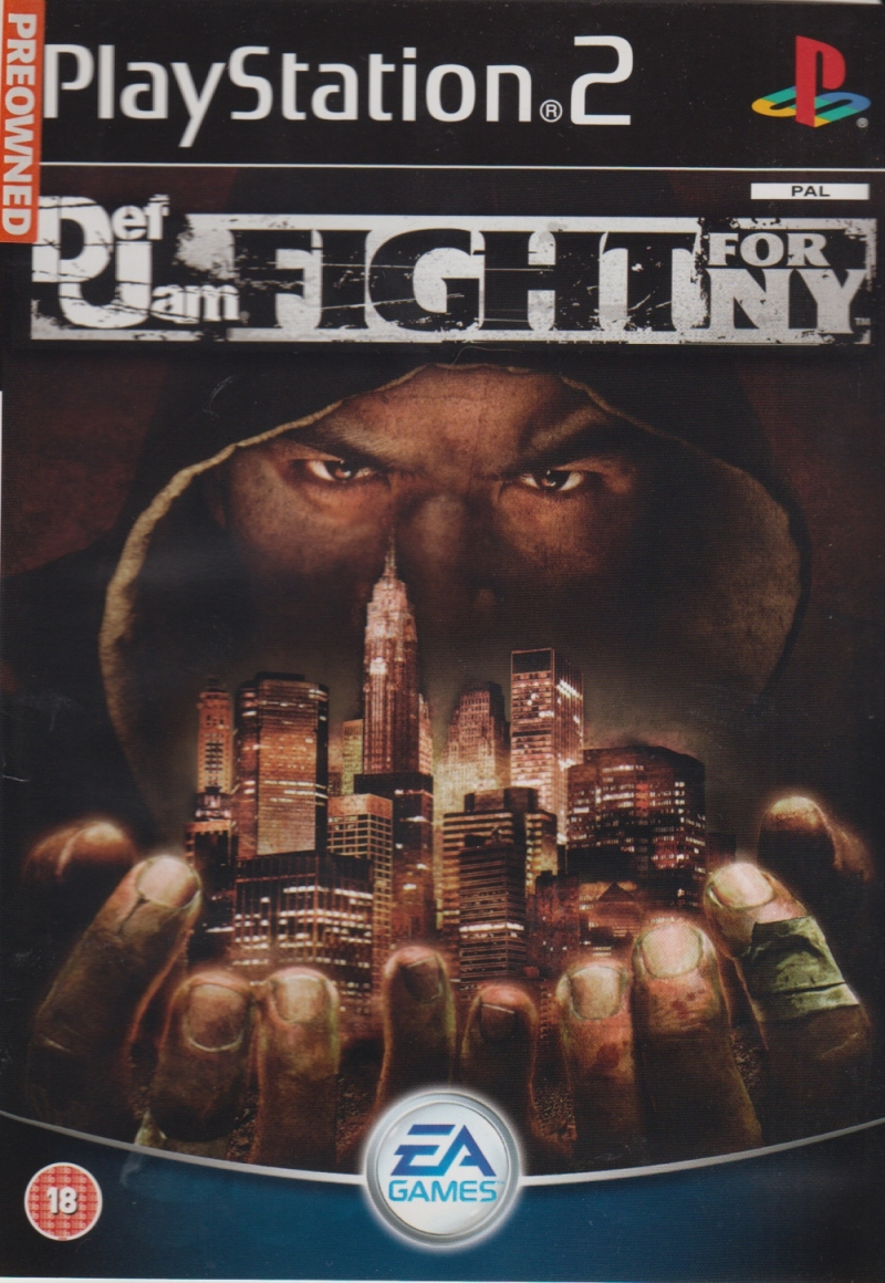 OST Def Jam Fight for NY - C-N-N - Yes Sir