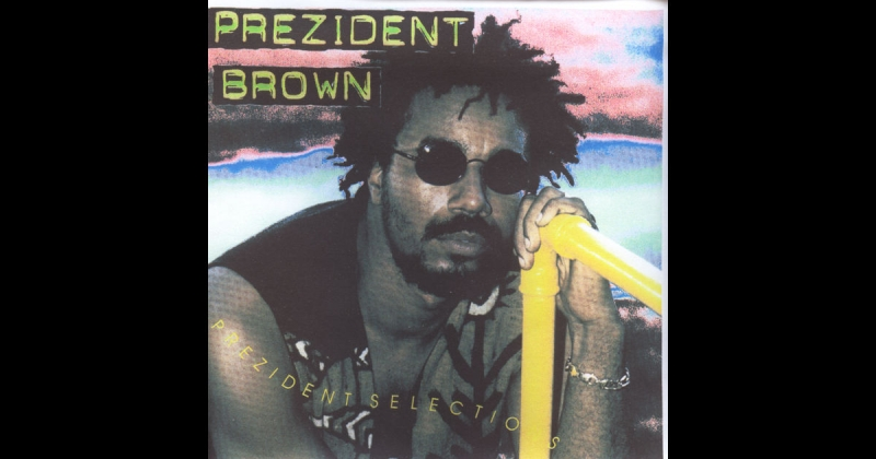 Prezident Brown - Lethal weapon